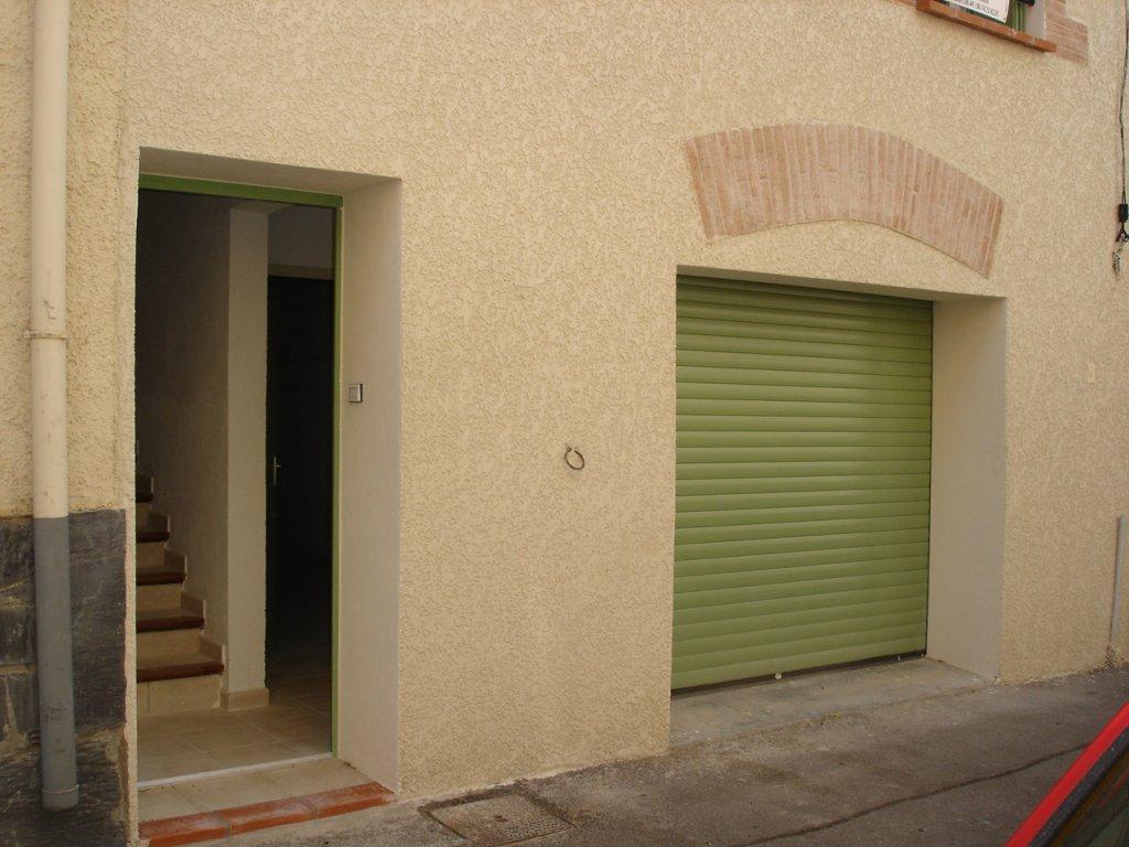 Annonce location maison argel s sur mer 66700 70 m for Garage ad nieul sur mer